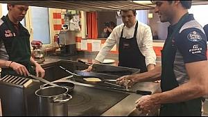 La Piadina - cocina de pilotos