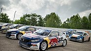 Red Bull Global rallycross - Memphis