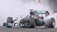 La Formule 1 dans les rues de Budapest!