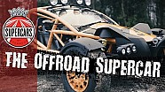 Ariel Nomad vs Goodwood | mud apocalypse