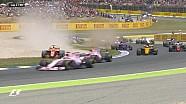 GP d'Espagne - Le départ en vidéo
