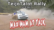 TeijoTalot Rally 2017 - Maximum attack!