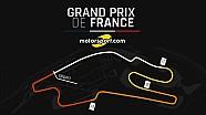 Découvrez en vidéo le tracé du GP de France MotoGP au Mans !