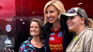 Courtney Force feature
