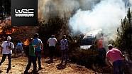 Rally de Portugal 2017: revisión 2016 / fuego y drama