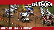 World of Outlaws Craftsman Sprint cars Lincoln Speedway May 17, 2017 | Highlights