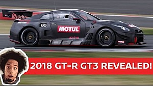 New GT-R Nismo GT3 Unveiled & Super GT Rd3 preview: Nismo news Ep017