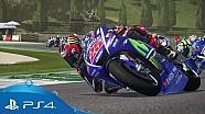 MotoGP 17 | eSports Trailer | PS4