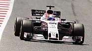 Force India'nın gözden ırak gelişimi