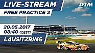 DTM Lausitzring 2017 - 2. antrenman