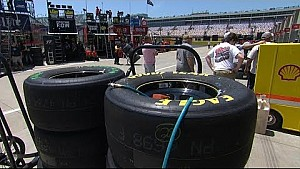 NASCAR adds option tire for All-Star Race