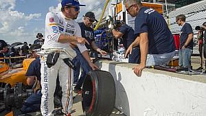 Alonso, cuarto en el Fast Friday