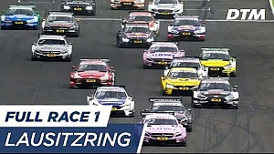 DTM Lausitzring 2017 - Race 1 (Multicam) - Re-live (English)