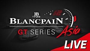 Race 2 - Blancpain Gt Series Asia - Buriram - Live