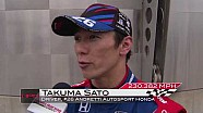HPD Trackside -- Saturday IndyCar qualifying report