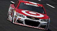 Larson to start from the back for the Coca-Cola 600