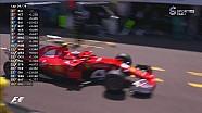 2017 Monaco GP  - Yarış Lideri Kimi Räikkönen Pit Çıkışı