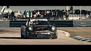 C.J. Wilson & Porsche Motorsport - The Debut