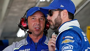 Chad and Jimmie expand on what it means to tie Cale Yarborough