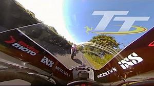 Isle of Man TT: Rondje onboard met commentaar