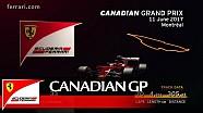 Previo GP de Canadá- Scuderia Ferrari 2017