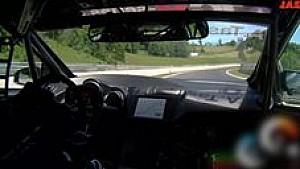 Salzburgring: TCR-Crash von Tassi