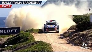 Rally Italia Sardegna day three - Hyundai Motorsport 2017