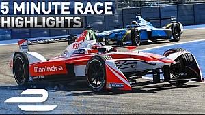 Berlin ePrix race highlights 2017 - Formula E - Race 2