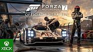 Trailer Forza Motorsport 7 di E3 2017