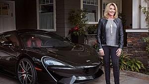 Me & my McLaren: Cindy Culpepper's 570S