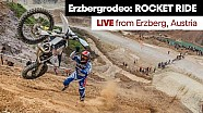 Rocket ride 2017 at the Erzbergrodeo: Live replay