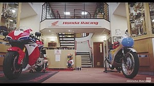 Honda Racing TV - Episode 10 - Stefan Bradl