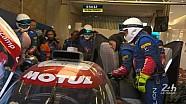 Le Mans 24 Saat 2017 - ORECA #13 sorun yaşıyor