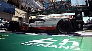 Porsche en Le Mans 2017