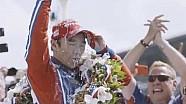 Takuma Sato Indy 500 victory tour Tokyo, Japan