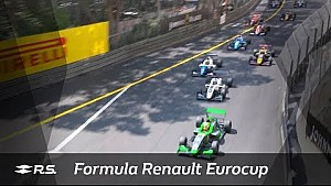 Formula Renault Eurocup : Highlights Monaco - Race 2