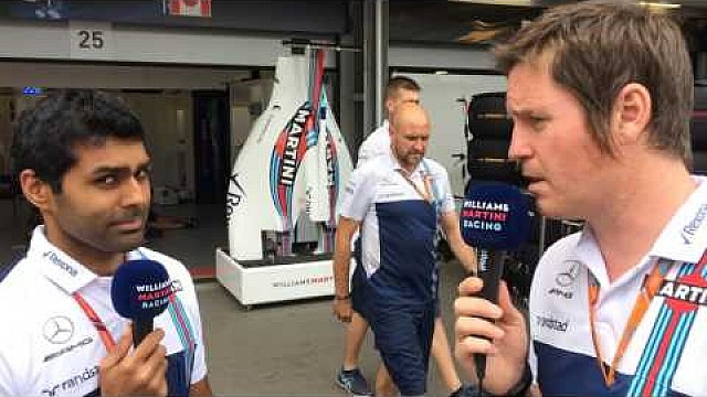Baku: Williams TV