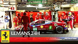 24h Le Mans: Highlights, Ferrari