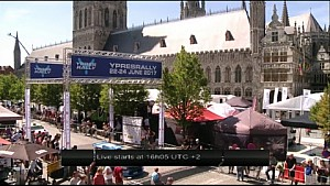 LIVE: Rally of Ypres - Special qualifiers and start