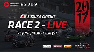 Full Race: Race 2 - Blancpain GT Series Asia -  Suzuka