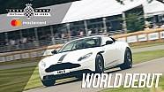 Aston Martin DB11 V8'in Dünya Lansmanı!