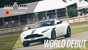 Weltpremiere: Aston Martin DB11 V8