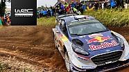 WRC 2017 Polonya Rallisi: Shakedown özet