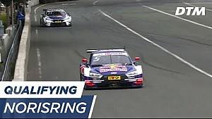 DTM Norisring 2017 - Qualifying (Race 1) - Live (English)