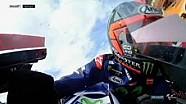 Insiden senggolan Marquez dan Vinales di Q2 Sachsenring