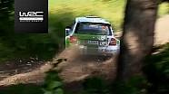 WRC 2017 Polonya Rallisi: WRC2 ralli özeti