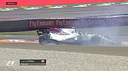 GP d'Autriche - Le tête-à-queue de Lance Stroll