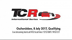 2017 Oschersleben, TCR sıralama turları