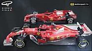 Ferrari SF70H conducto