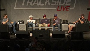 Dillon and Bowyer talk hunting during Trackside Live